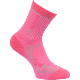 Regatta 2 Season Coolmax Trek & Trail Socks Kids Raspberry Rose/Jem